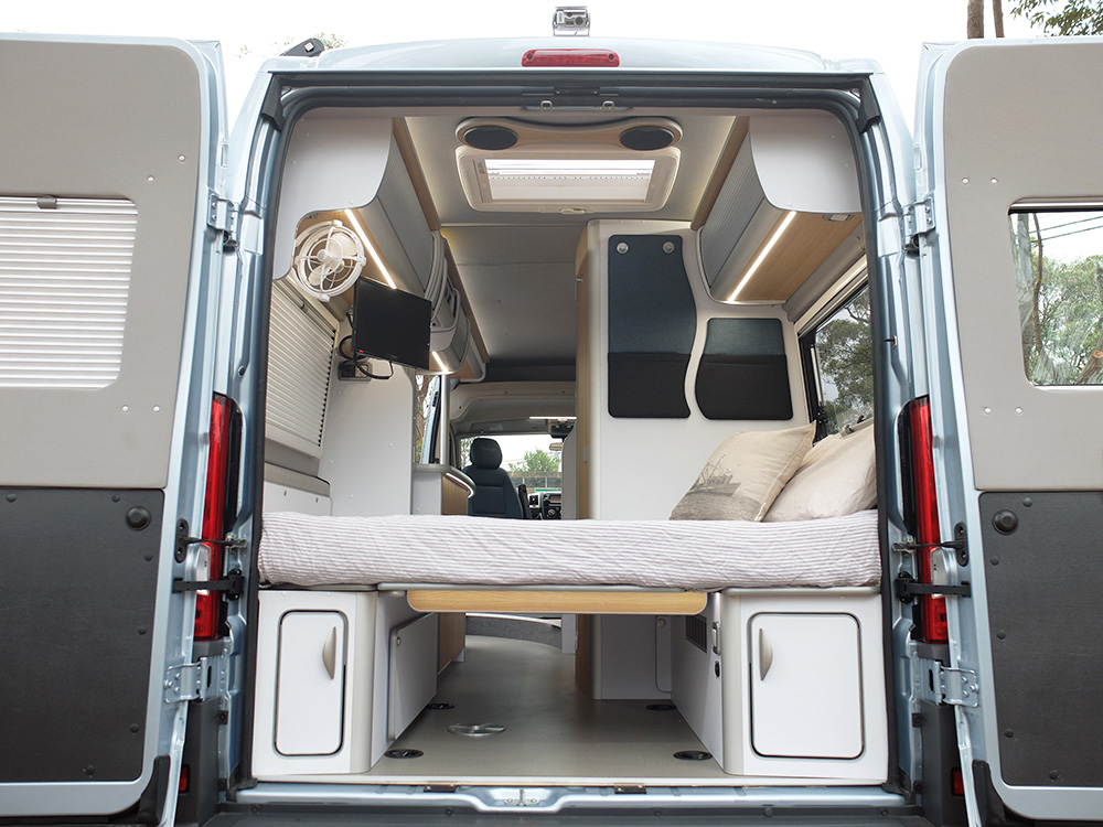 Coast Motorhome Interior